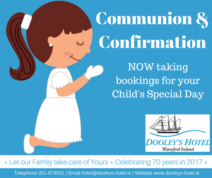 communion advert